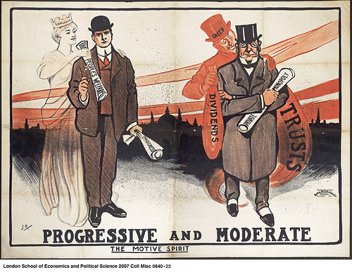 Progressive and Moderate