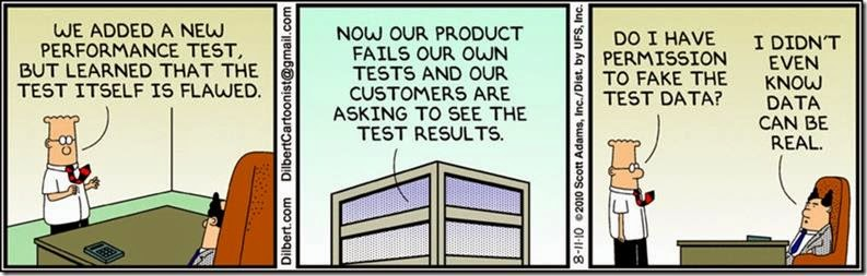 Dilbert, big data
